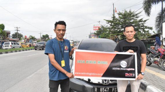 Pengiriman Mobil Medan Jakarta