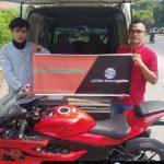 Kirim Motor Lewat Pos Medan Ke Bandung