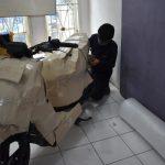 Kirim Motor JNE Jakarta Ambon