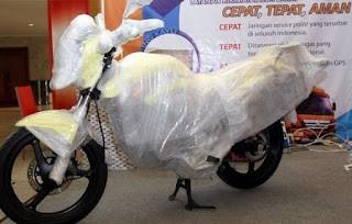 Paket Kirim Motor Medan Makassar