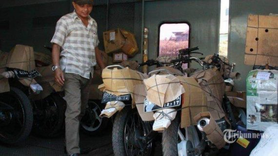 Tarif Kirim Motor Herona Ekspess Bandung