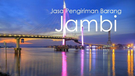 Jasa Pengiriman dari Medan ke Jambi