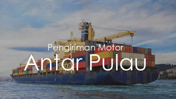 Jasa Pengiriman Motor Antar Pulau