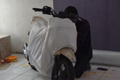 jasa pengiriman motor murah