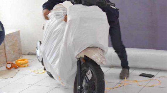 Biaya Kirim Motor Dari Medan ke Jakarta