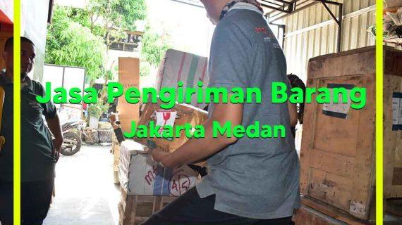 Jasa Pengiriman Barang Jakarta Medan