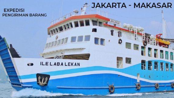 Jasa cargo laut jakarta makassar murah