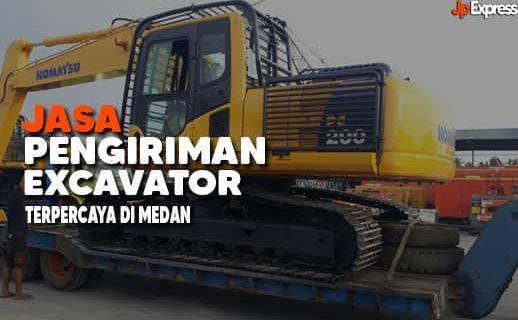 Jasa Pengiriman Excavator Terbaik Di Medan